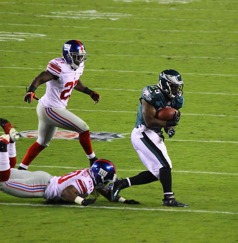 Philadelphia Eagles RB LeSean McCoy vs NY Giants | by Eagles9359