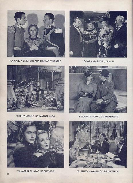 Cinelandia, Tomo XI Nº 1, Janeiro 1937 - 23