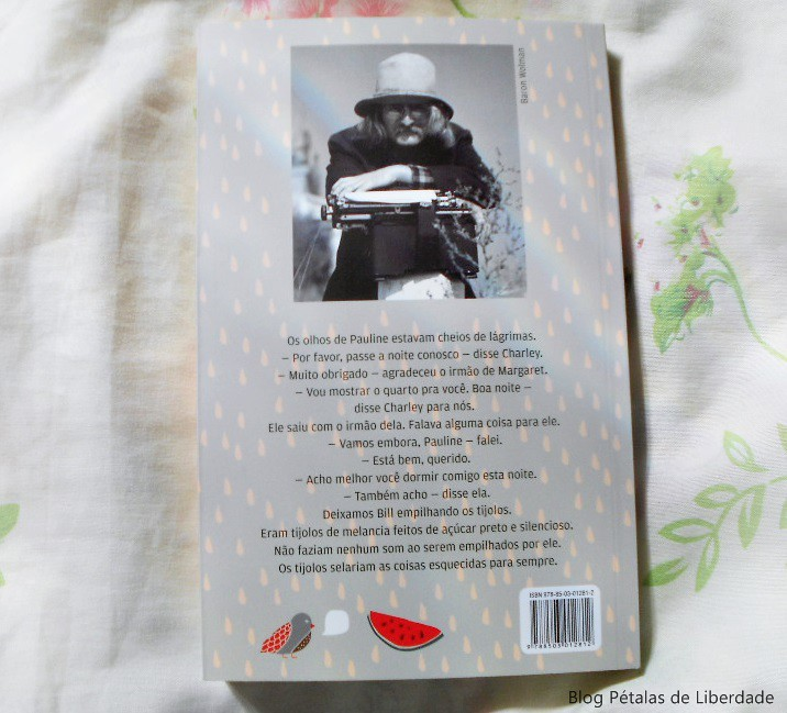 Resenha, livro, Açúcar-de-Melancia, Richard-Brautigan, José-Olympio, opinião, crítica, trechos, capa, suicidio, fantasia