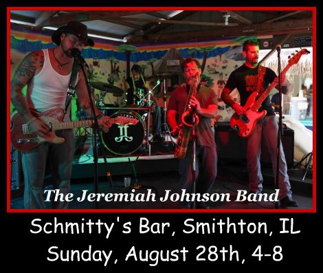 The Jeremiah Johnson Band 8-28-16