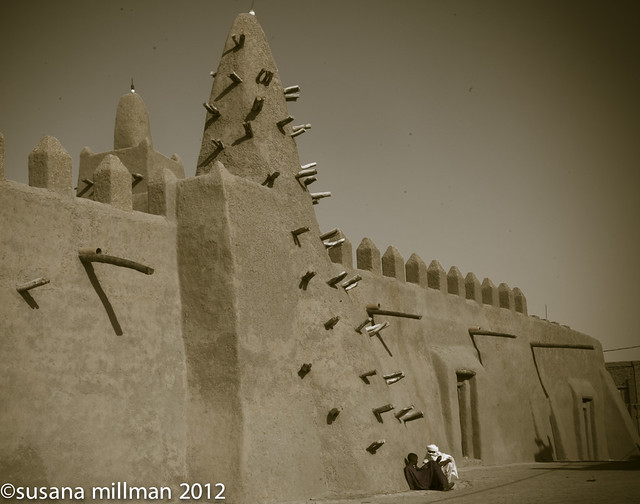 djingareiber mosque