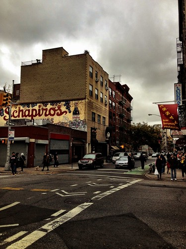 Angry Hurricane Sandy storm clouds - Lower East Side - New York City | by Vivienne Gucwa