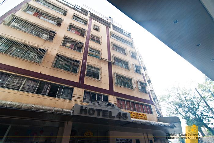 Hotel 45 Baguio Annex