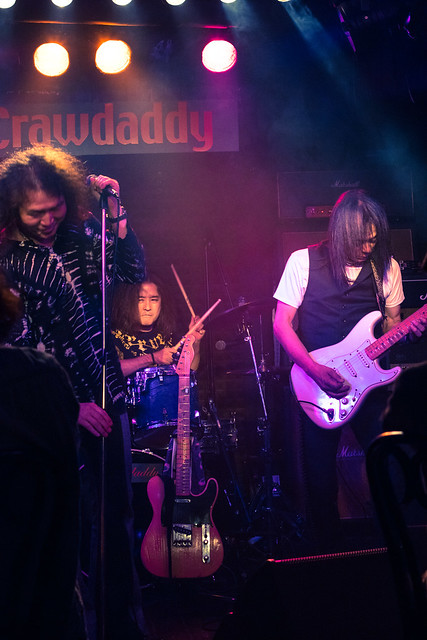 TONS OF SOBS live at Crawdaddy Club, Tokyo, 10 Sep 2016 -00160