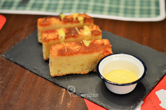 Pineapple Pastry Upside Down