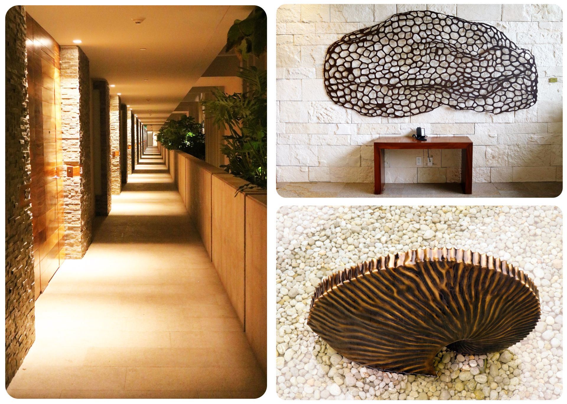Grand Hyatt Resort Playa del Carmen art