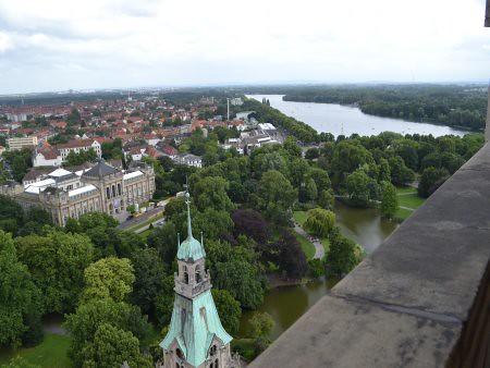 Rathaus 3 locuri de vizitat in Hanovra