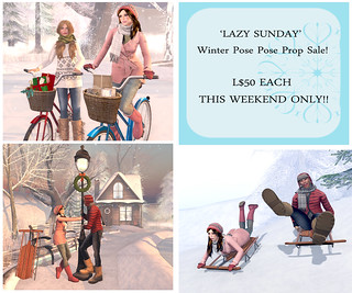 {what next} Winter & Christmas pose prop sale for Lazy Sunday | by What Next/Winter Thorn