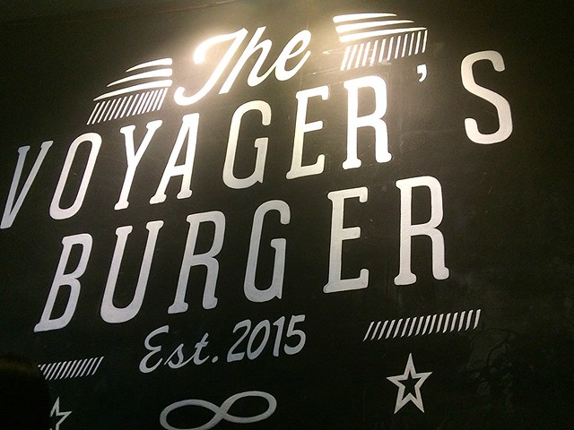 The Voyager's Burger