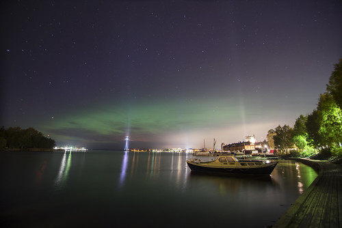 Aurora season has started