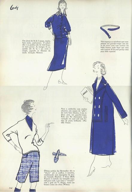 Lady, Nº 5, Fevereiro 1957 - 35