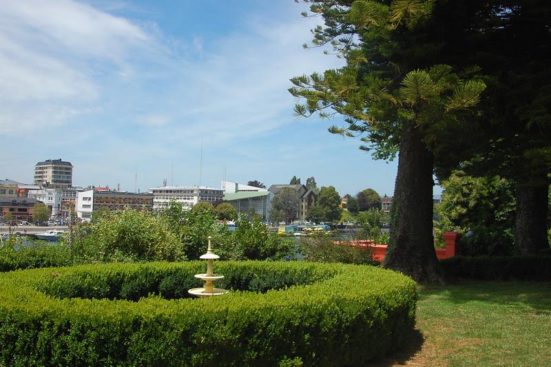 Isla Teja, Universidad Austral de Chile, Valdivia, Los Ríos, Chile