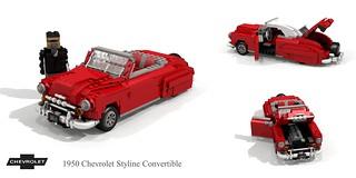 1950 Chevrolet Stylieline Convertible
