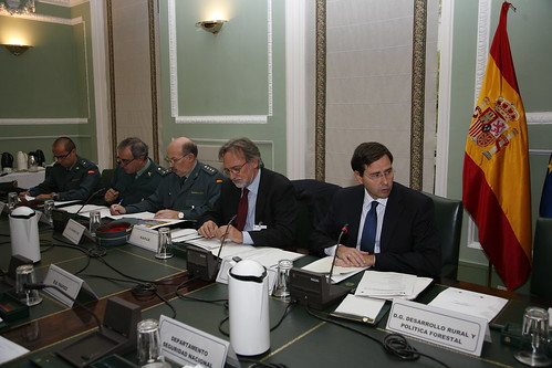 El subsecretario del ministerio del interior luis aguiler for De que se encarga el ministerio del interior