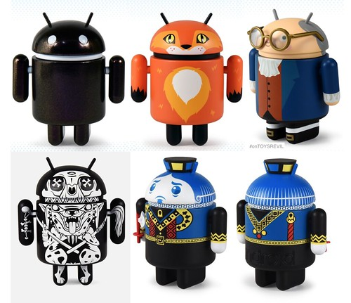 Androids 6 Update