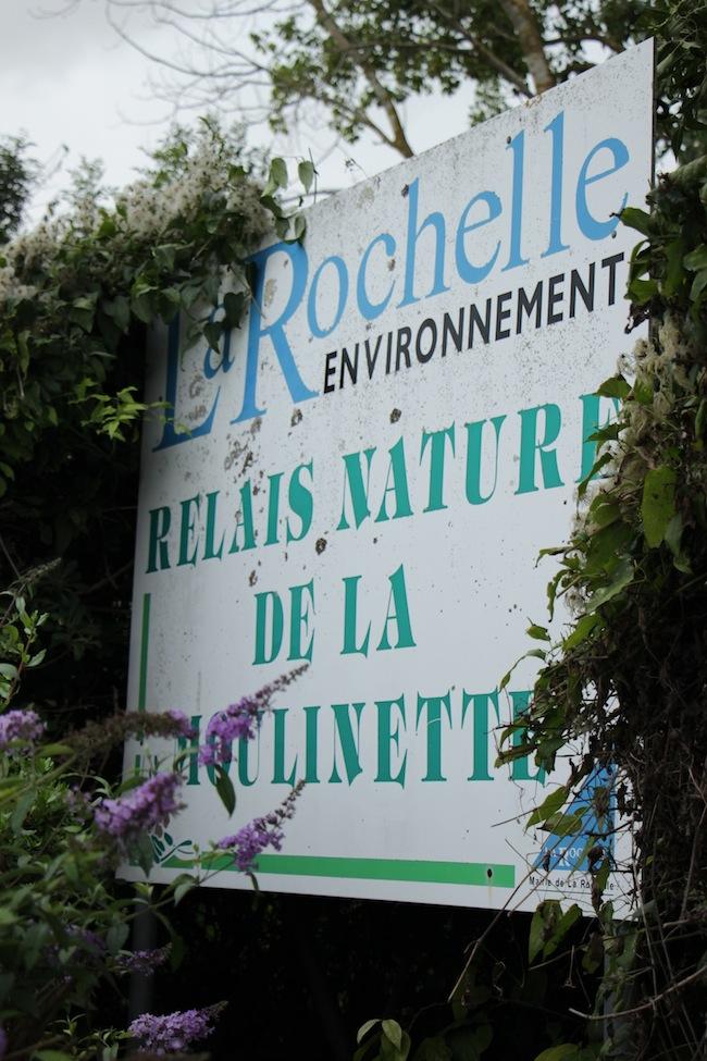 Visite du Relais Nature de la Moulinette à La Rochelle