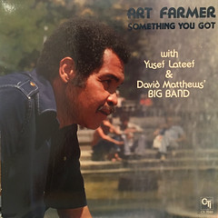 ART FARMER:SOMETHING YOU GOT(JACKET A)