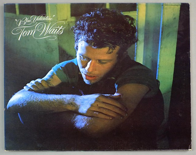 "TOM WAITS BLUE VALENTINE FOC 12"" LP VINYL"