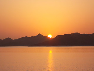 Lake Nasser sunsets | by Verity Cridland