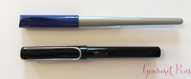 Review Pilot Parallel Modified Naifu Folded Nib @GoldspotPens @PilotPenUSA 6