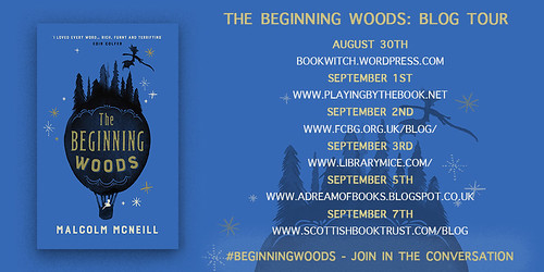 Beginning Woods blog tour