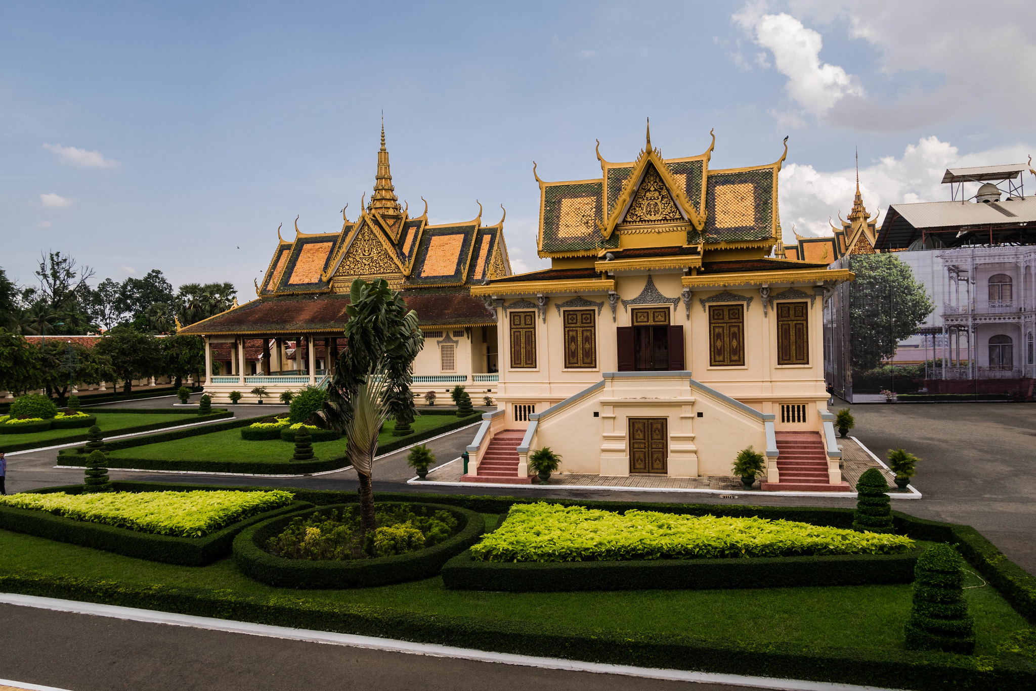 Royal Palace in Phnom Penh #5