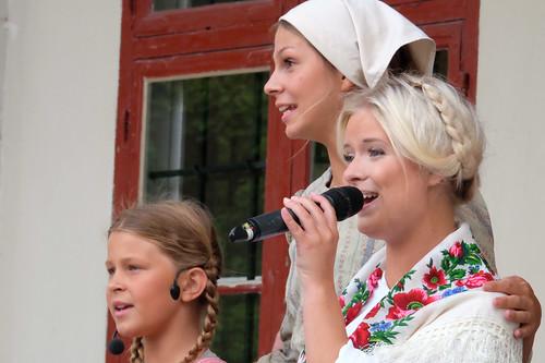Elsa Östling, Frida Östling och Linnéa Källström