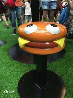 CIRCLEG 麥當勞 香港 太古 遊記 太古城中心 麥當勞玩具樂園 MACDONALD 滑嘟嘟 麥當勞叔叔 (7)
