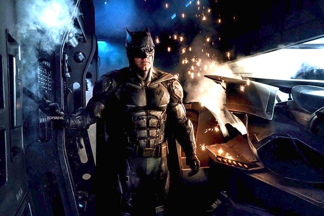 tactical Batman