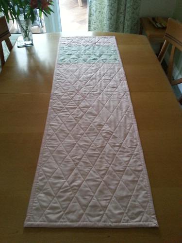 Table runner for Mam