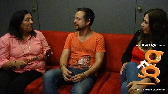 La Entrevista A Apúntate Al Teatro! - Gdl, Mex. (10 - Sep - 2016)