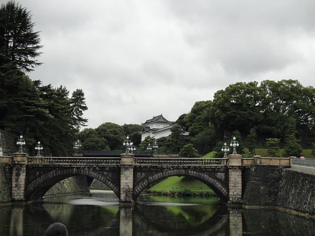 Nijūbashi-bron Tokyo