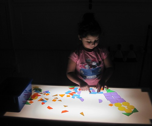 light table pictures