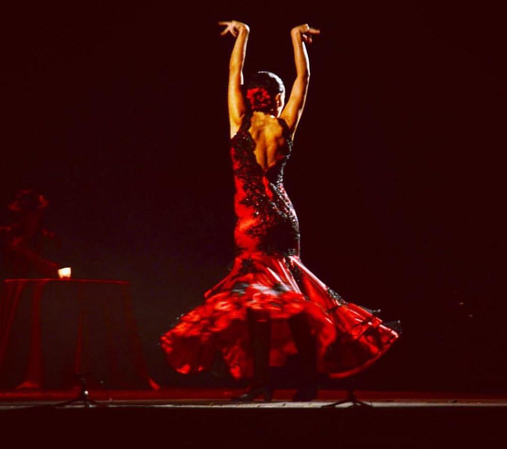 Jarocho en el momento más español de la noche #soyfestivalxalapa @soyfestival