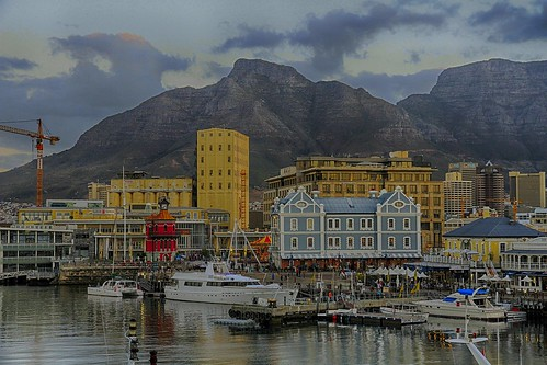 cape town summer sunset_HDR