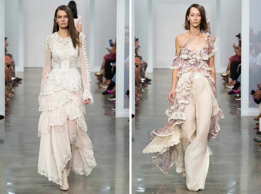 Zimmermann Spring 2017 RTW Collection