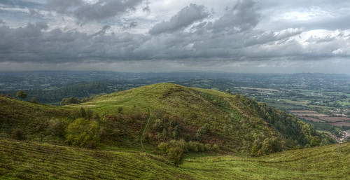 The Malverns - End Hill