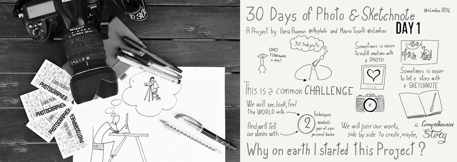 Day 01. Ma perchè ho iniziato questo progetto? - Why on earth I started this project?