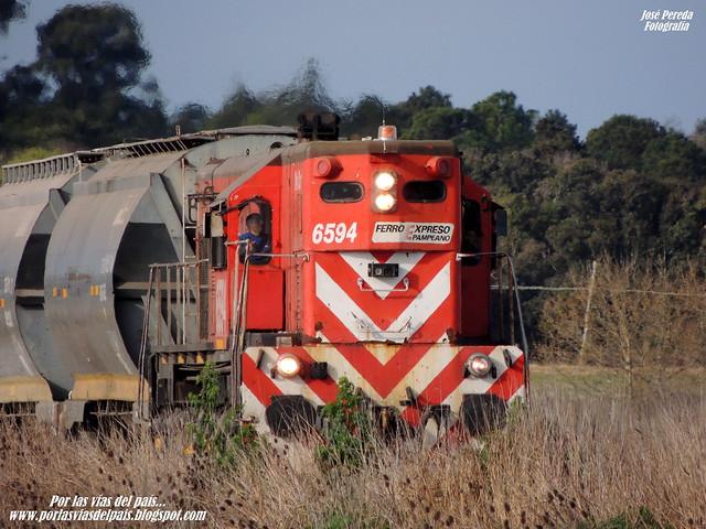 """GM GR12 6594 """"MARÍA CRUZ"""""""