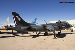 159382 KD 04 - 212022 8 - US Marines - Hawker Siddeley TAV-8A Harrier - Pima Air and Space Museum, Tucson, Arizona - 141226 - Steven Gray - IMG_8136