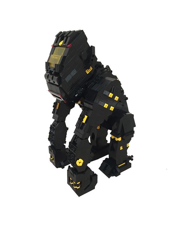 Blacktron-Kong
