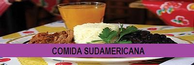 COMIDA SUDAMERICANA