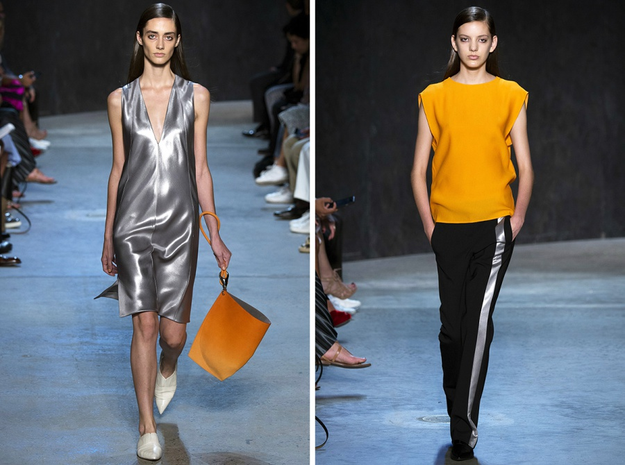 Narciso Rodriguez Spring 2017 Collection