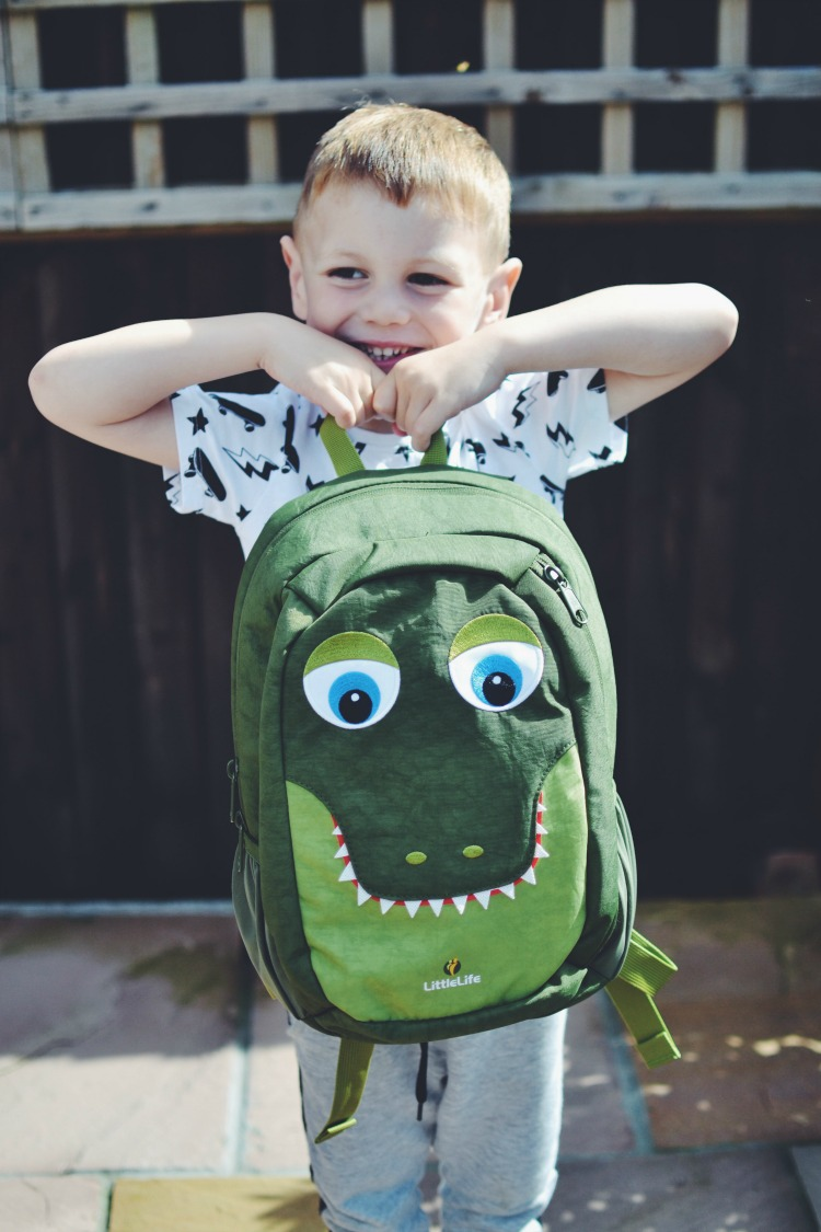 Big school rucksack