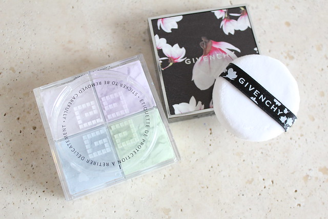 Givenchy Edition Couture Prisme Libre and Le Rouge lipstick review and swatch