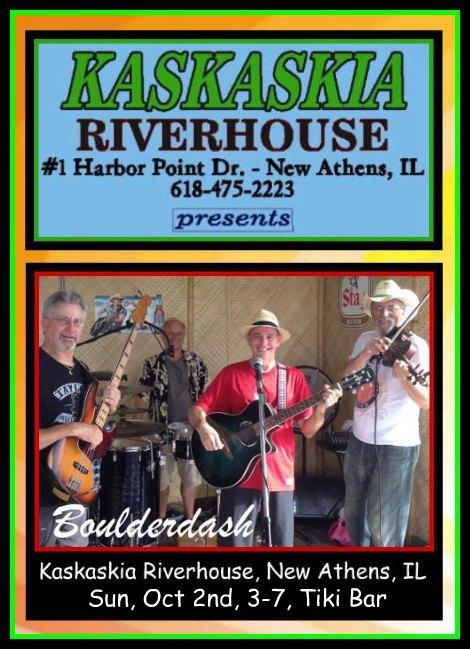 Kaskaskia Riverhouse 10-2-16