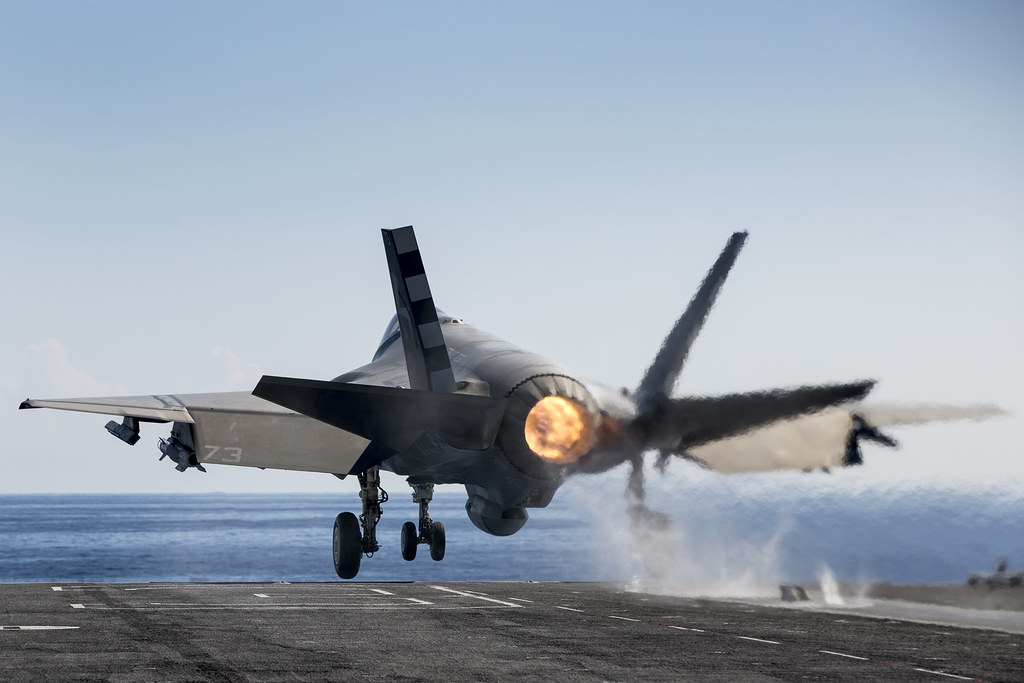 F-35C Development Test III