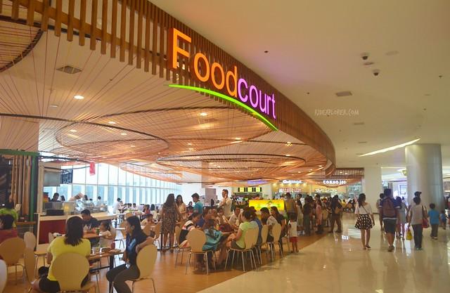 sm seaside food court