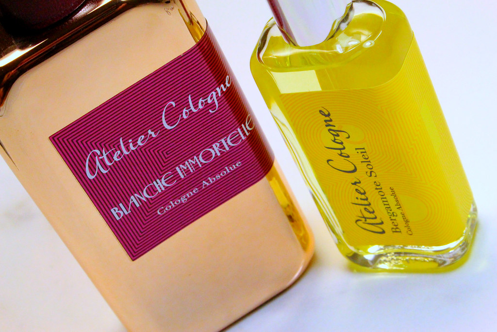Atelier Cologne Blanche Immortelle & Bergamot Soleil