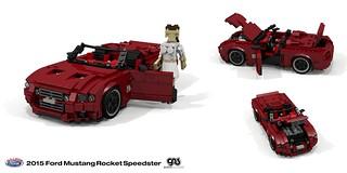 Galpin-Fisker Ford Mustang Rocket Speedster (2015)